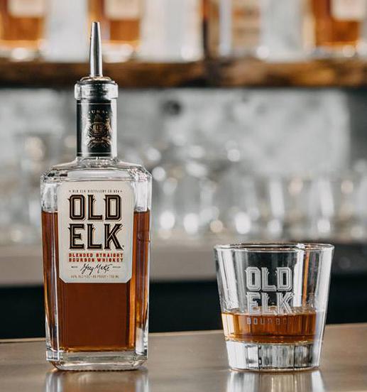 best craft distilleries in the US is Old Elk Distillery