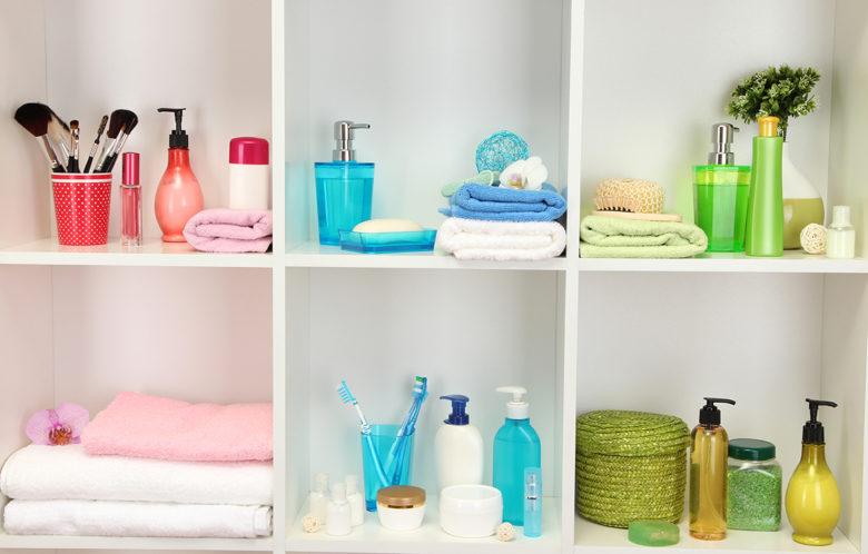 best way to organize at home linen closet