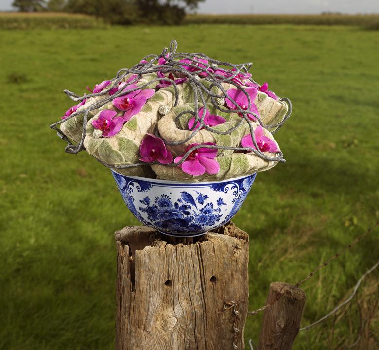 delicate modern luxury floral design