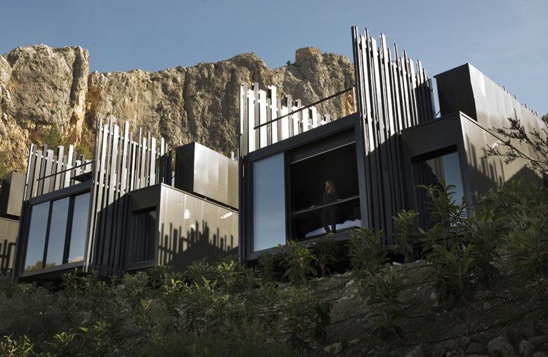 villa at the best landscape hotel VIVOOD