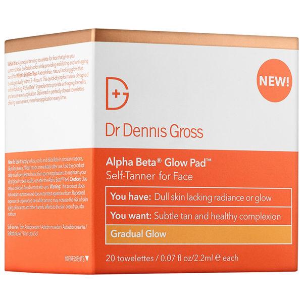 Dr Dennis Gross best self tanning product