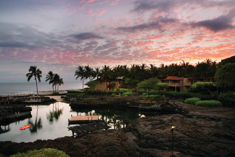 Four-Seasons-Hawaii-best resort pool in US