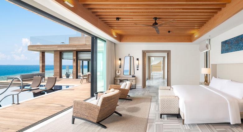 Waldorf Astoria Maldives best secluded getaway