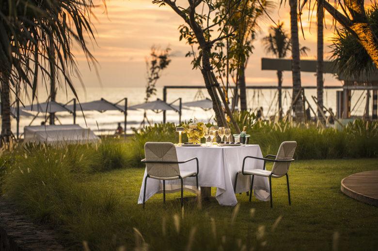 best restaurant and secluded getaway at COMO Uma Canggu