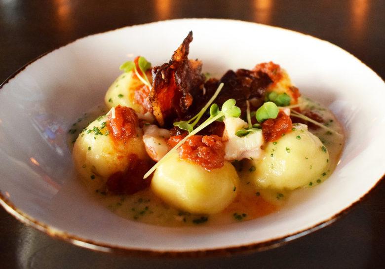 gnocci from Mora Italian of Scott Conant Restaurants
