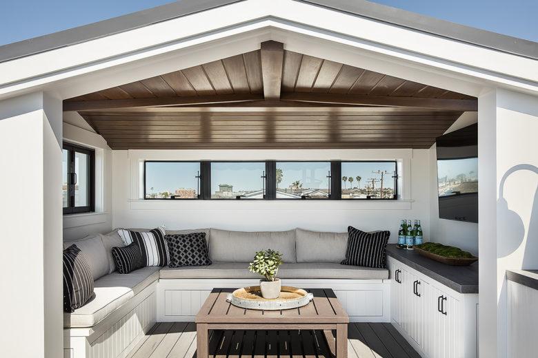 luxury beach house in Newport Beach