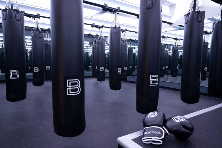 Box-Union luxury boutique gym NYC