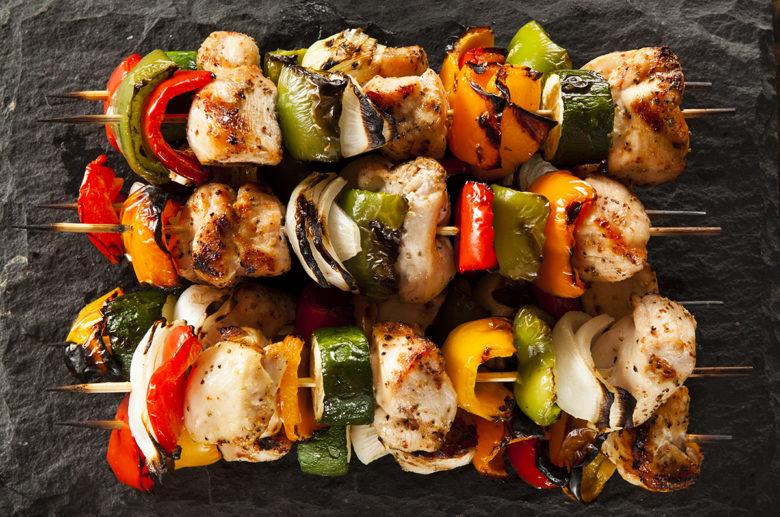 Chef Beau Macmillan's best grilled chicken marinade