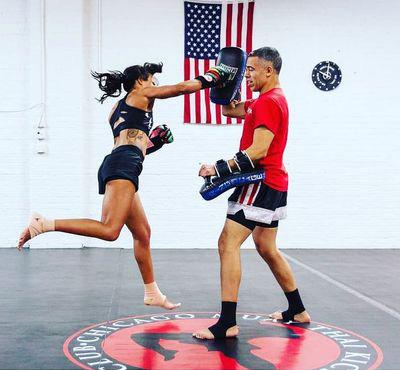 Chicago Muay Thai Kickboxing luxury gym