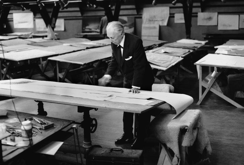 Frank Lloyd Wright Taliesan West
