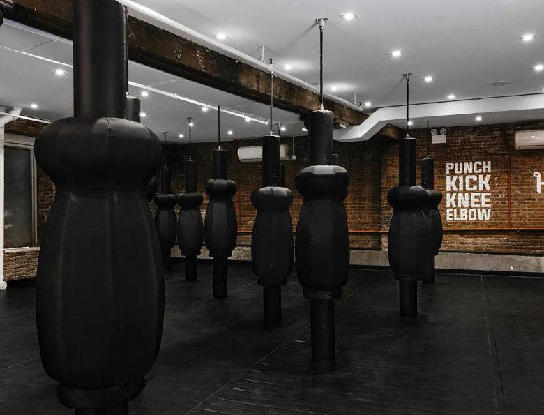 Hit-House luxury boxing gym NYC