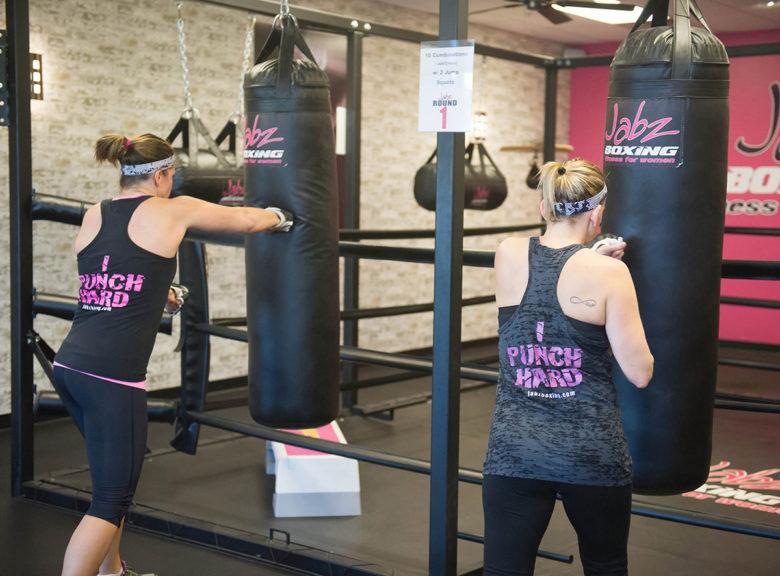 Jabz boxing Fitness for women luxury gym