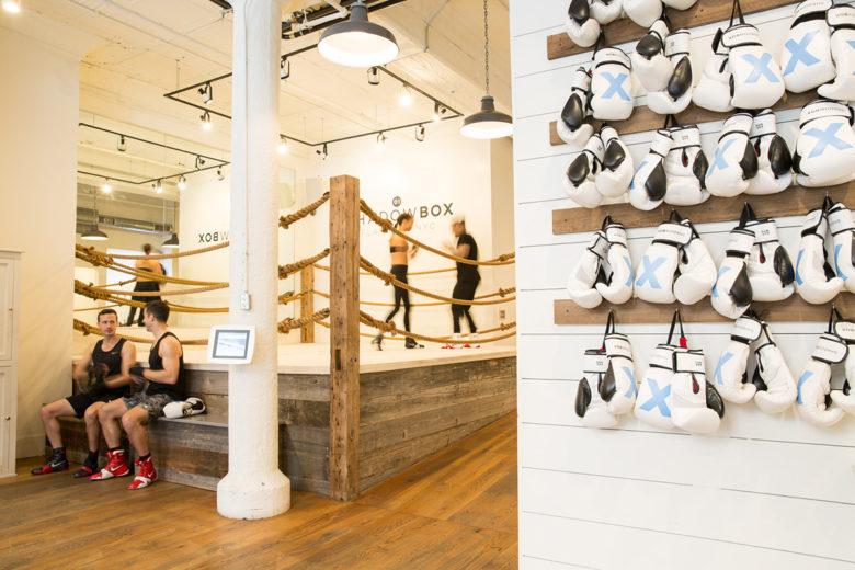 Shadowbox luxury boxing gym