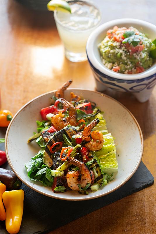 best Summer shrimp salad recipe from The Boulders