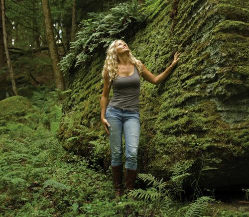 eco artist and designer Susie Frazier
