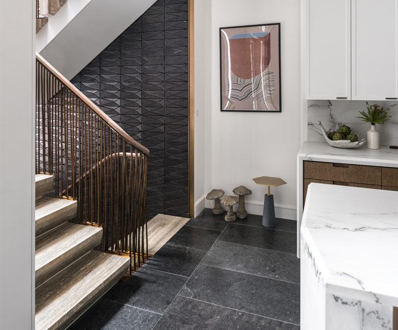 modern design Upper East side NY brownstone