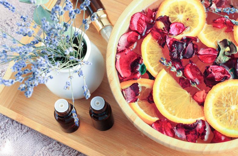 herbal facial home spa treatment recipe
