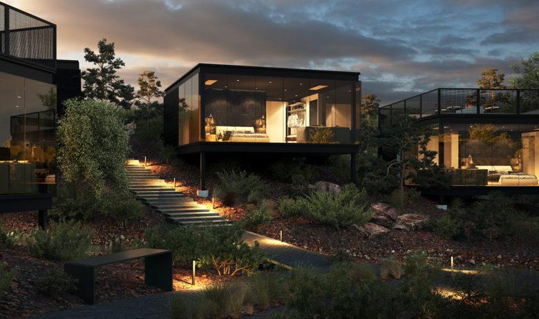 Ambiente landscape hotel in Sedona