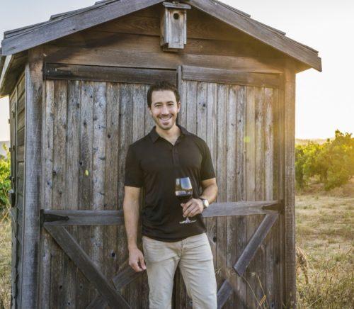 Aperture Cellars founder Jesse Katz