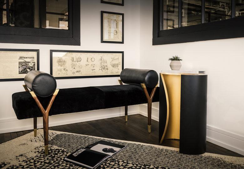 Envie luxury furniture collection by Donna Mondi Chicago