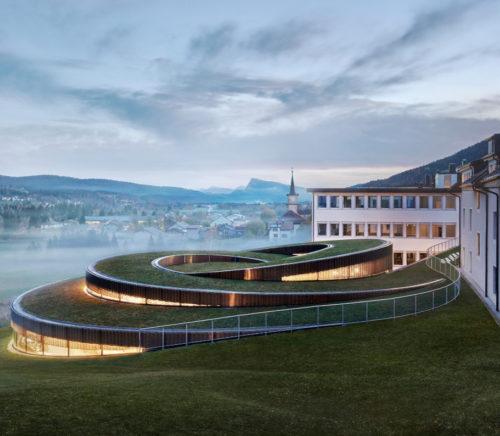 Musee-Atelier-Audemars-Piguet by BIG design firm