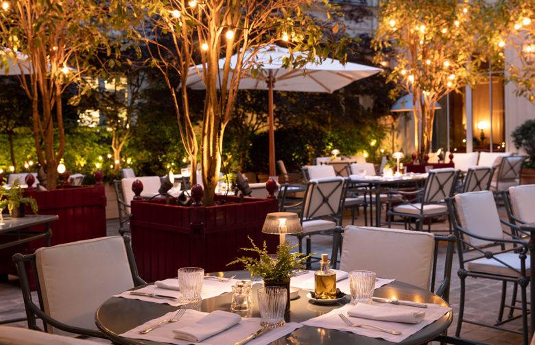 Brandon Berksen hotel instaguide La Reserve Paris
