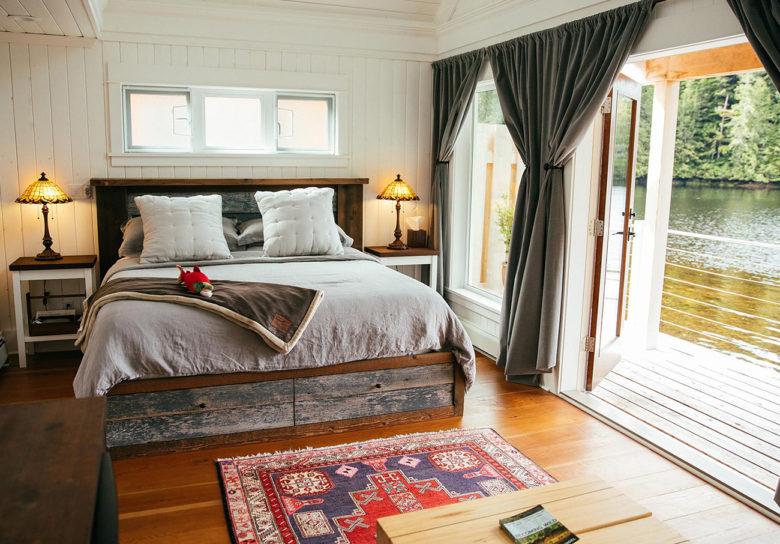 Brandon Berkson hotel guide for Nimmo Bay Resort