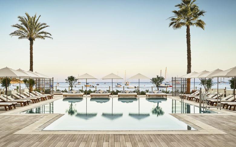 Brandon Berkson hotel guide for Nobu Hotel Ibiza Bay
