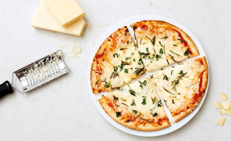 Caulipower pizza crust healthy food to buy
