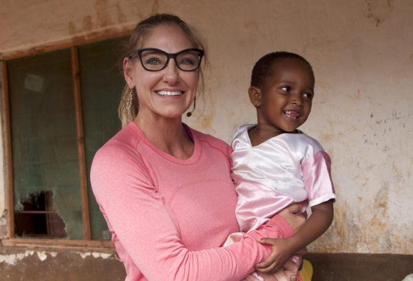 Mwatate Children's Home in Kenya and Debra Navarro