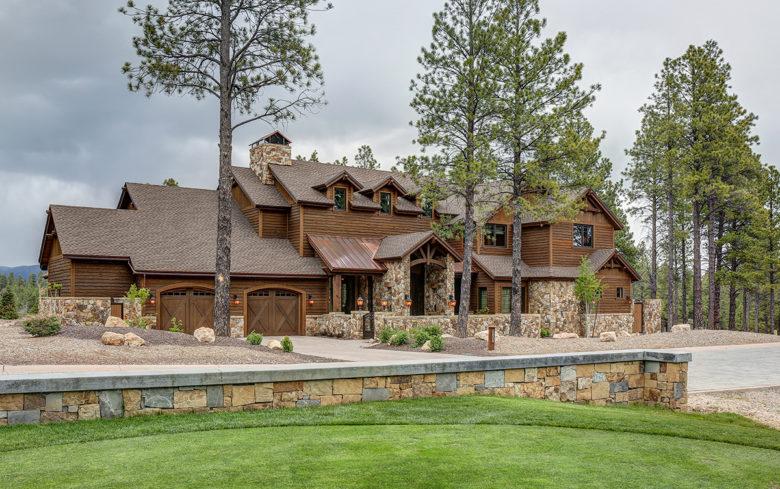 Pine Canyon Flagstaff Arizona luxury cabin
