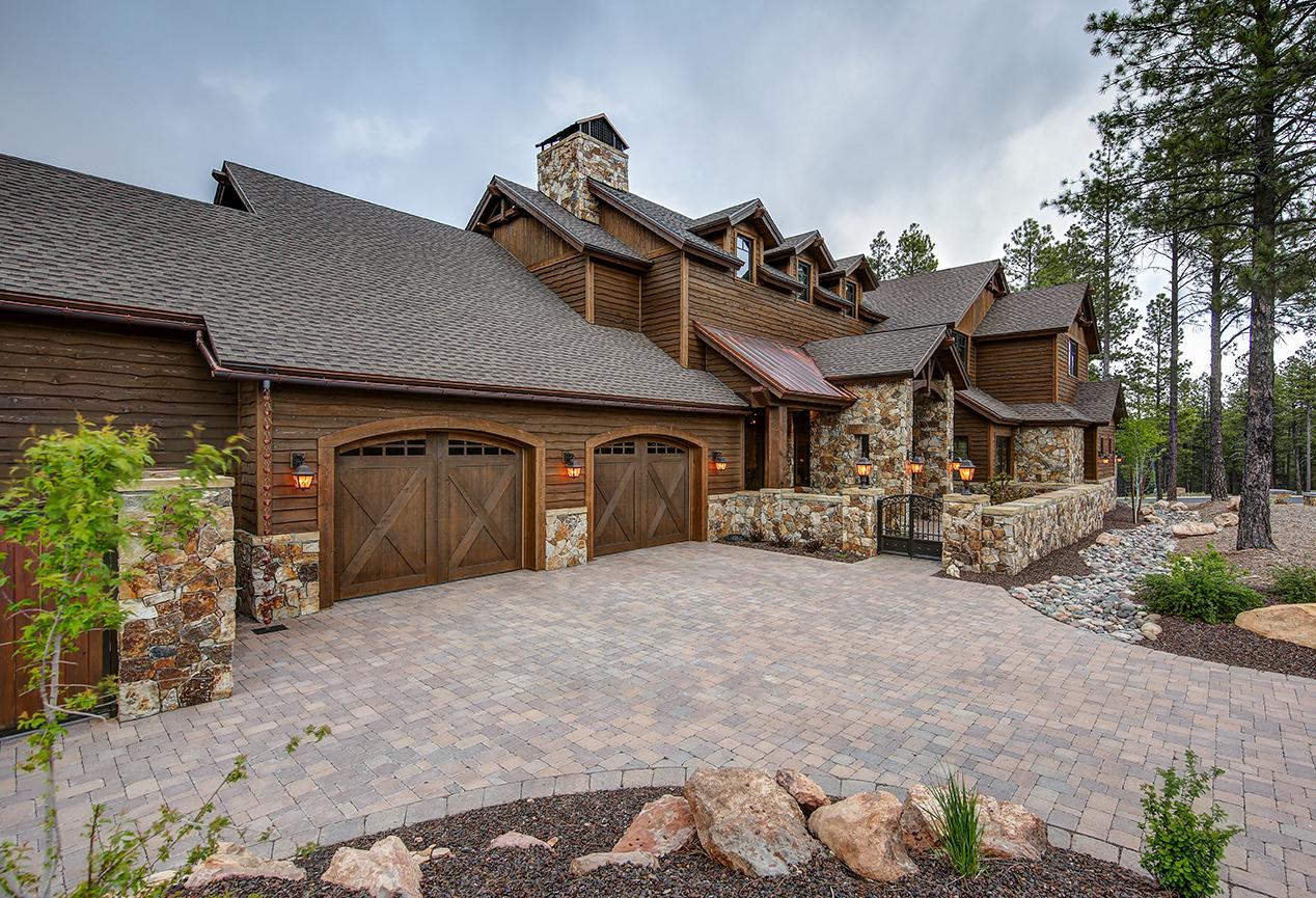 Pine Canyon luxury cabin in Flagstaff Arizona