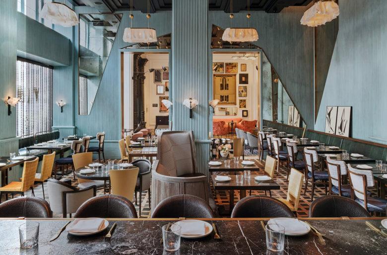 San Francisco Proper Hotel featured in Brandon Berkson's hotel guide