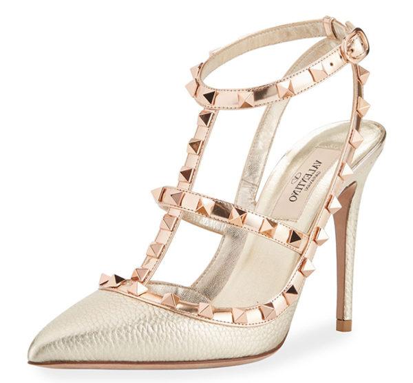 Valentino Garavani pointed pumps fall shoes