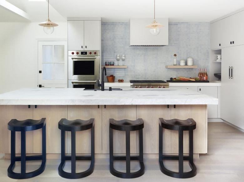 modern kitchen interior design by Anne Carr