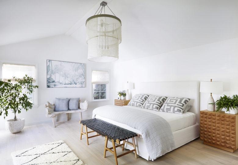 modern minimalist interior design by Anne Carr