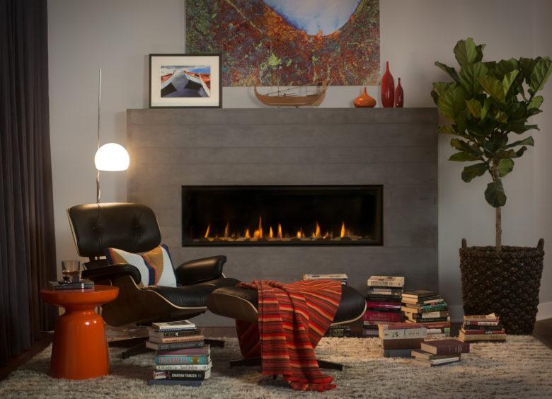 modern study residential design by Steve + Filip