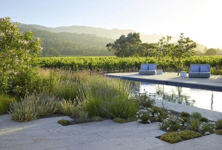 outdoor oasis garden design ideas by Surfacedesign