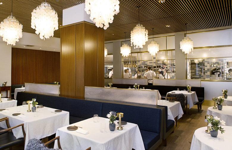 Aquavit Main Dining Room in New York