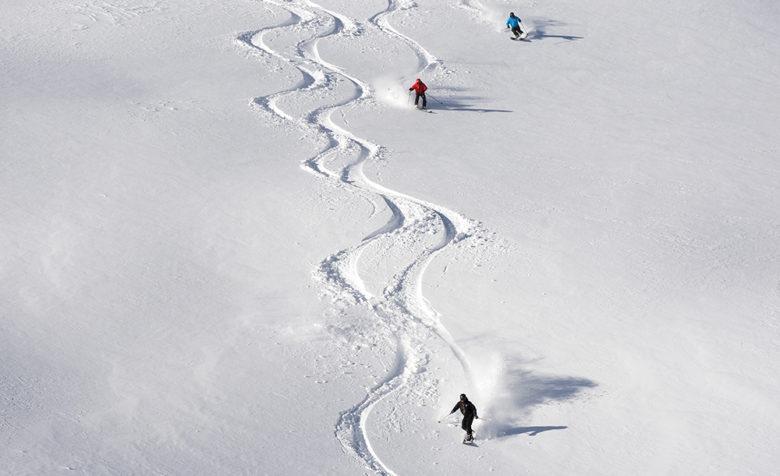 Best ski destination Eleven in Colorado