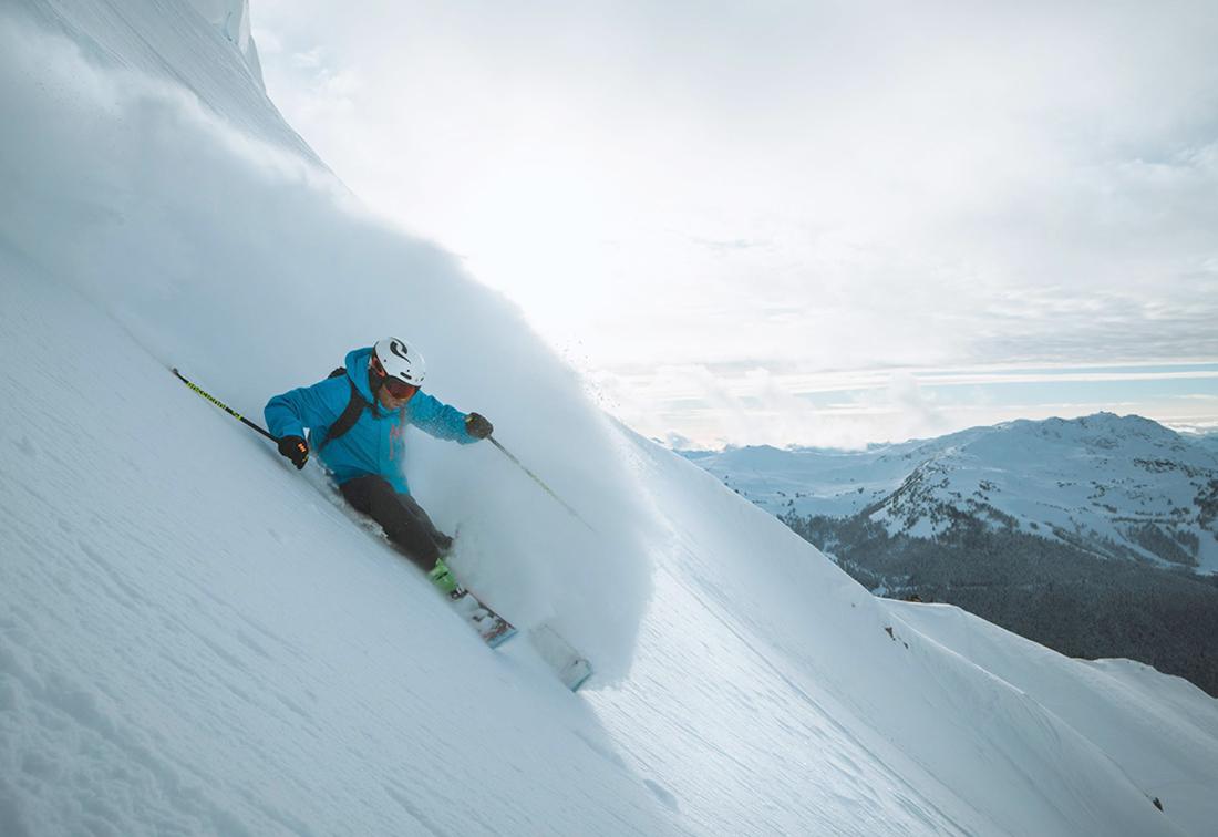 Best ski destinations in the world