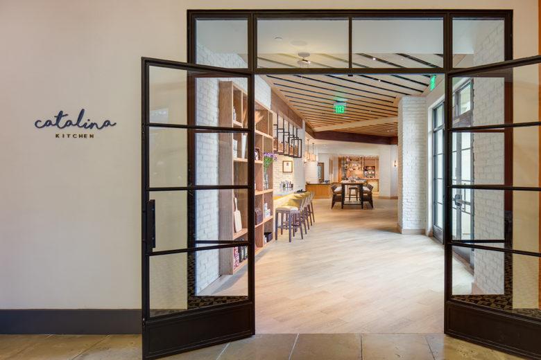 Catalina Kitchen at Terranea Resort in California