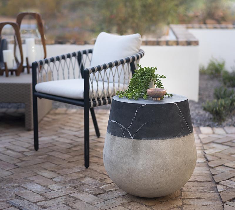 Donna Mondi ICONIC HAUS patio design