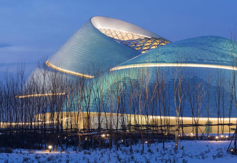 Harbin Opera House in China