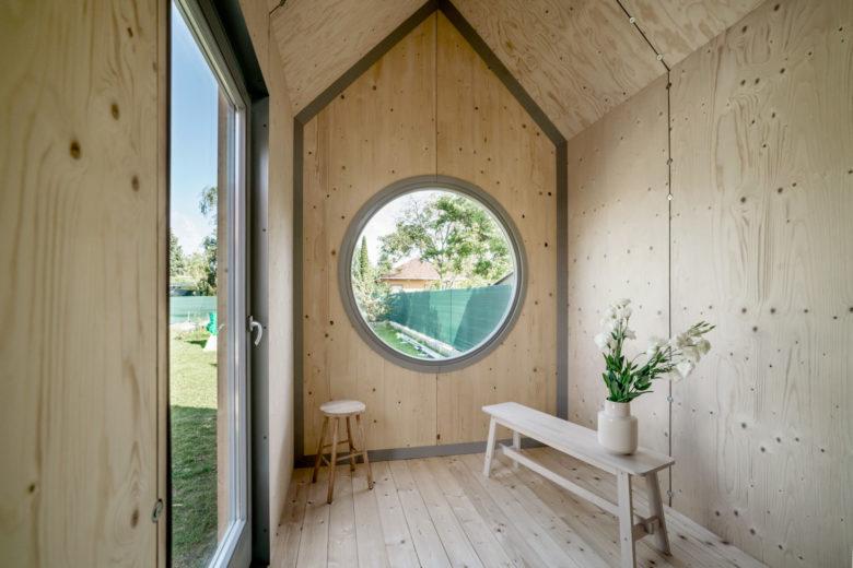 Hello Wood Kabinka self build mini cabins
