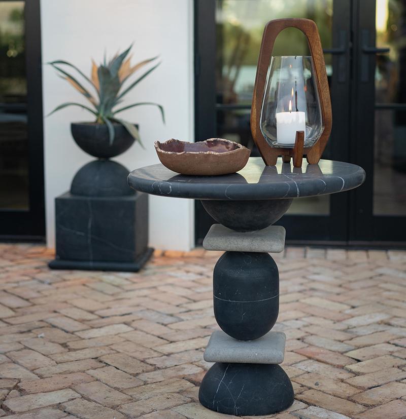 ICONIC HAUS 2020 patio design