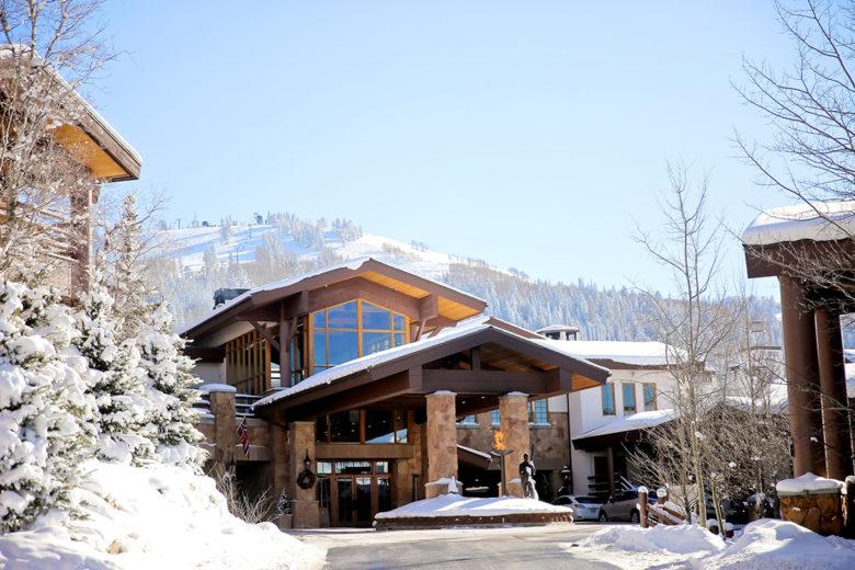Stein Erickson lodge best ski destination