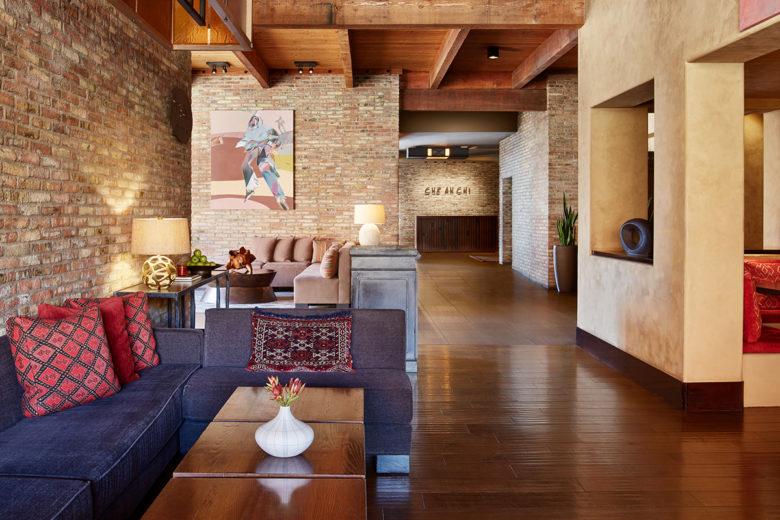 The Enchantment Resort architect Mark Candelaria