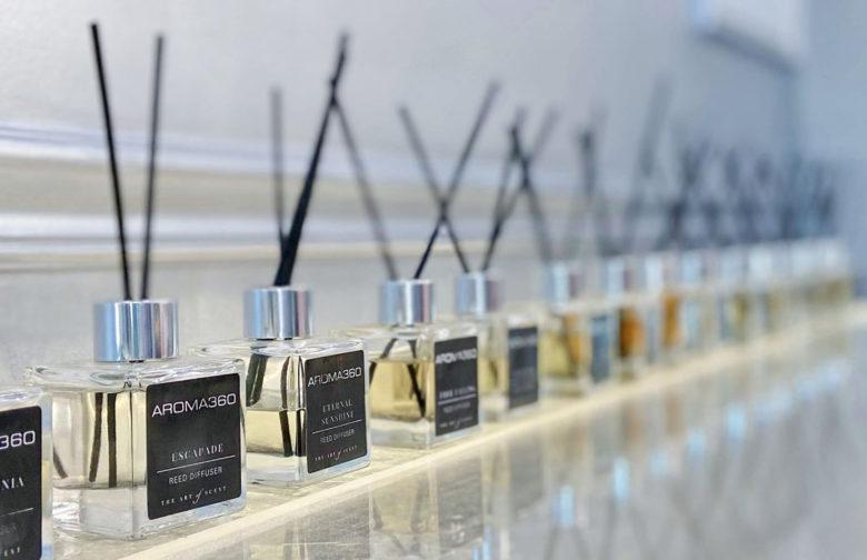 aroma architect Farah Abassi aroma 360