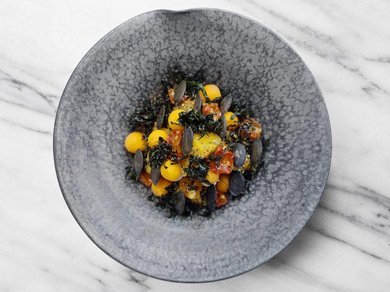 elegant cuisine by chef Emma Bengtsson Aquavit